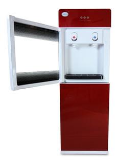 Dispensador Enfriador De Agua Fria Caliente Bl98r Rojo Bg