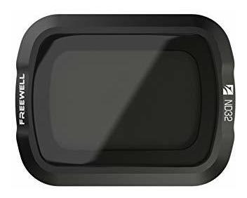 Freewell Densidad Neutra ND32 Filtro Lente de C/ámara Compatible con Hero9 Black