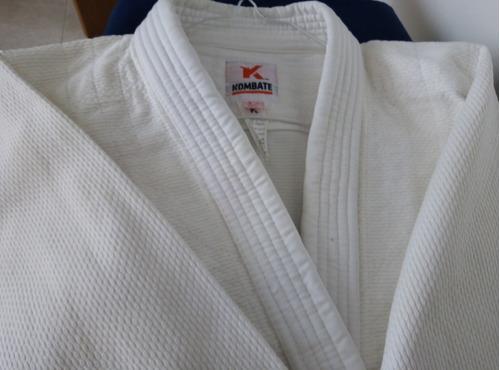Judogi Judogui Blanco Talla 3 (160cm)