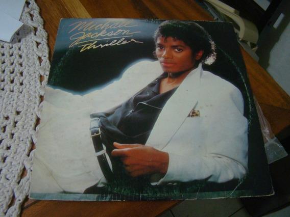 Lp Michael Jackson , Thriller
