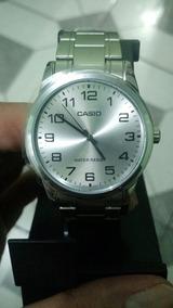 Relógio Casio Masculino Inox Antiferrugem Promoção
