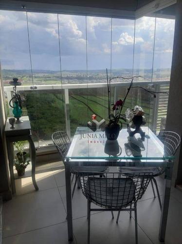 À Venda Por R$ 477.000  Apartamento Com 2 Dormitórios, 67 M² - Quinta Da Primavera - Ribeirão Preto/sp - Ap3486