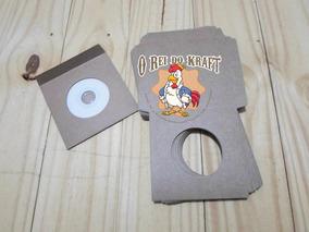 Envelope Para Cd/dvd 25 Unidades