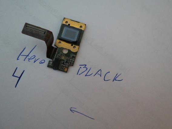 Sensor Ccd Hero 4 Black - Gopro Go Pro Lente Camera Display
