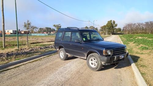 Imagen 1 de 15 de Land Rover Discovery 300 Tdi Mt