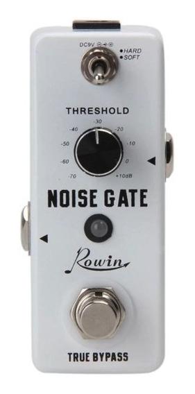 Pedal Noise Gate Supressor Rowin - Frete Grátis