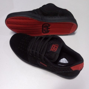 Tenis Hocks La Calle Black Reds