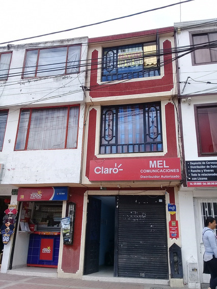 Casa Comercial Rentable Bosa Carbonel