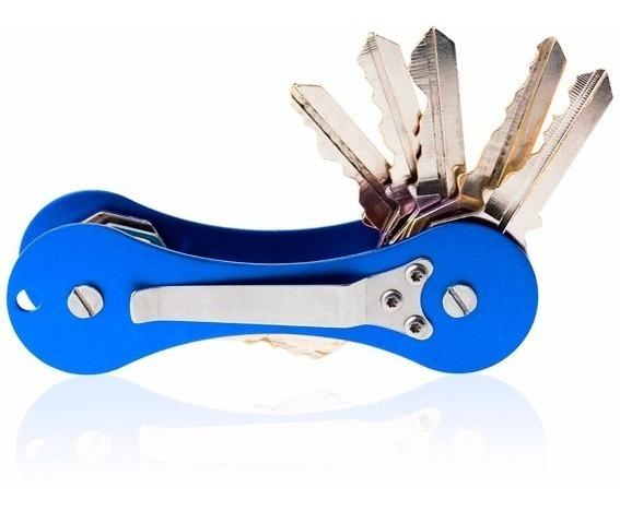 Llavero Organizador Para Llaves Tipo Navaja Clip Smart Key