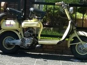 Siambreta 125cc Std 1956