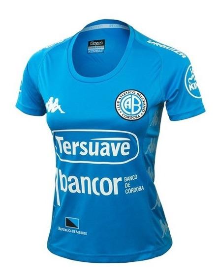 Camiseta Oficial Dama Belgrano | Kappa 2018