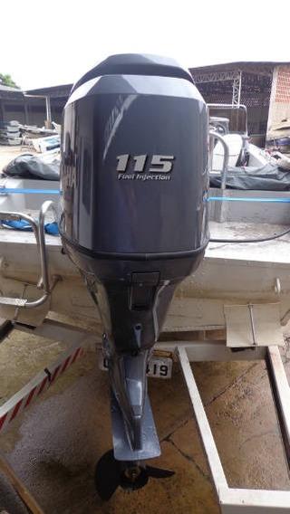 Yamaha 115 4tempos