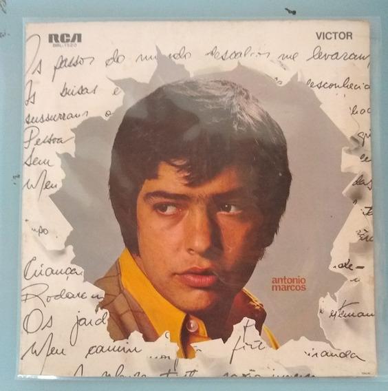Lp Antônio Marcos 1970 Mono Original