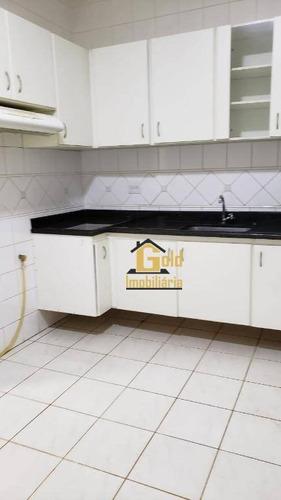 Casa Com 4 Dormitórios Para Alugar, 157 M² Por R$ 3.500/mês - Alto Da Boa Vista - Ribeirão Preto/sp - Ca0870