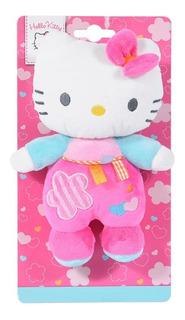 Peluche Sonajero Hello Kitty
