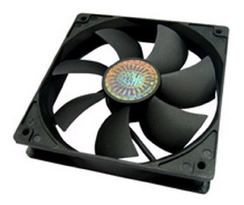 Ventilador Cooler Master Sleeve Bearing 120mm Silent Fan For