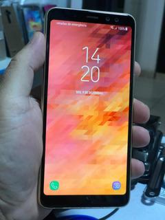 Celular Samsung A8 2018 64gb Promoção Natal