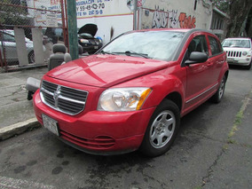 Dodge Caliber Sxt Roja 2012
