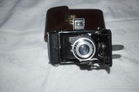 Máquina Fotografica Antiga Zeiss Ikon Nettar 515/2