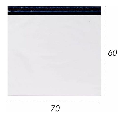 Imagem 1 de 4 de  Embalagem Sedex Envelope Plástico Correio 70x60 50 Unidade