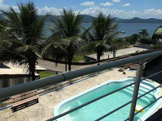 Casa Na Praia Do Paulas Em São Francisco Do Sul Com Vista Para O Mar - Sa00625 - 33769063