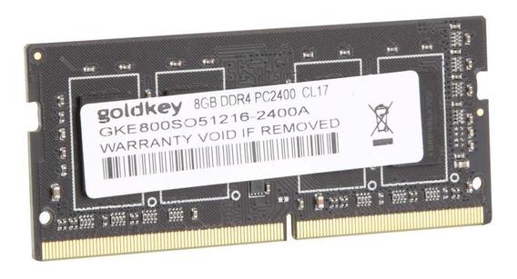 Memória Ram Ddr4 8gb Goldkey 2400mhz Cl17