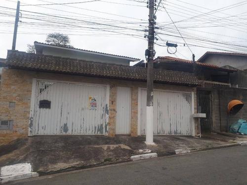 Sobrado Residencial À Venda, Nova Arujá, Arujá - So0289. - So0289