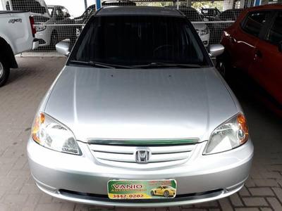 Civic Sedan Ex 1.7 16v