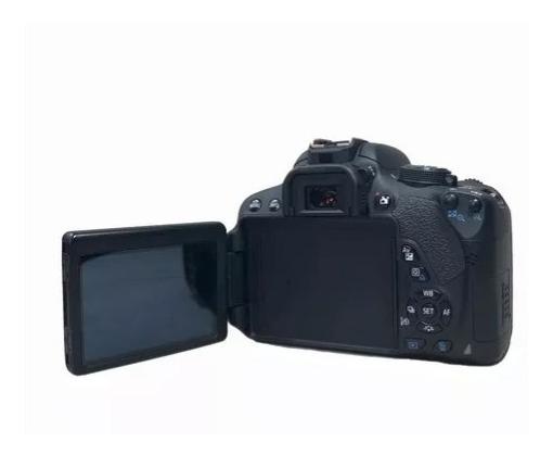 Câmera Fotográfica - Canon T5i