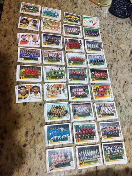 Lote 558 Figurinhas Copa 2002 Diferentes - Frete Grátis