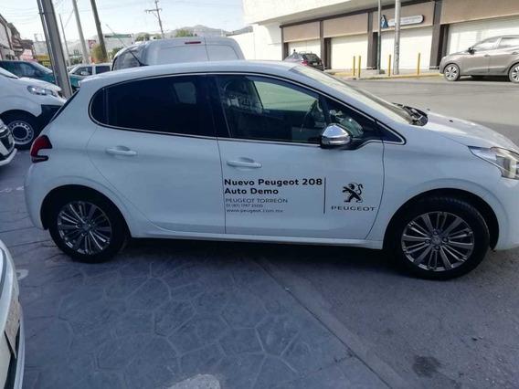 Peugeot 208 Pack 5p 1.6 Vti 115 Hp Bva 6 Vel