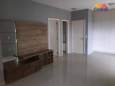 Apartamento Com 2 Suítes Para Alugar, 80 M² Por R$ 1.980/mês - Cézar De Souza - Mogi Das Cruzes/sp - Ap0730