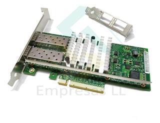 Placa De Rede Intel Dual 10gb Converged X520-da2 E10g42btda