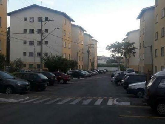 Apartamento Com 2 Dormitórios À Venda, 50 M² Por R$ 180.000,