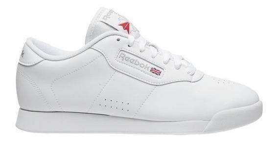 Zapatillas Reebok Princess Mujer De Moda Blancas