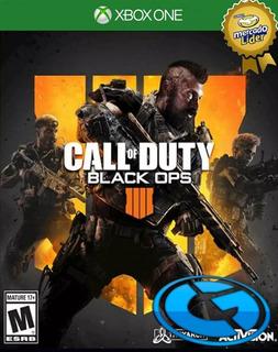 Call Of Duty Black Ops 4 / Xbox One / Digital Offline