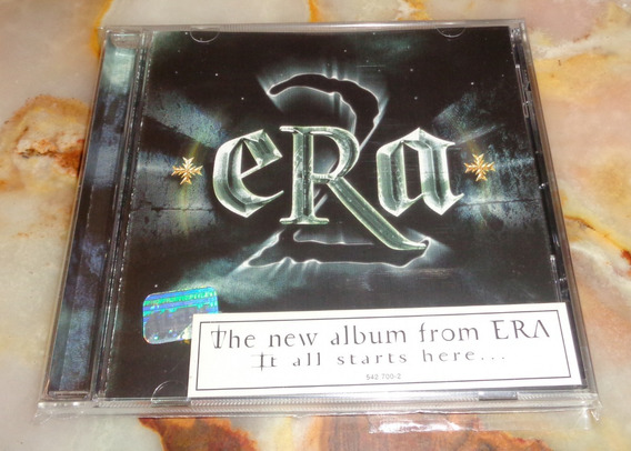 Era - Era 2 - Cd Arg.