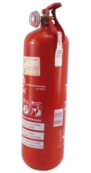 Extintor De Incêndio Náutico Abc 2kg