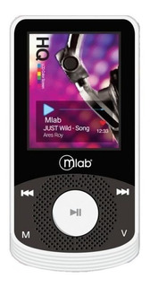 Microlab Mp4 8 Gb Radio Fm - Prophone