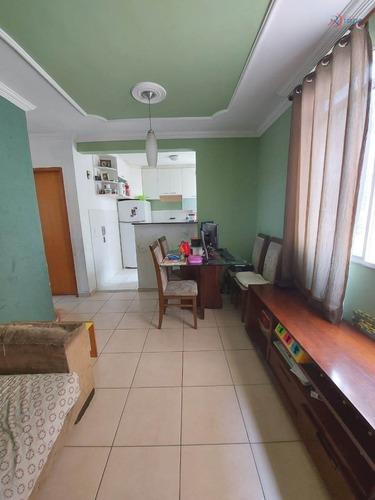 Apartamento Com 2 Quartos Para Comprar No Jardim Riacho Das Pedras Em Contagem/mg - Rti8869