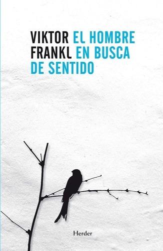 Libro El Hombre En Busca De Sentido (victor Frankl)