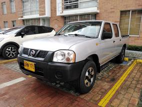 Nissan Frontier Np300 Mt 2400cc 4x2 2015