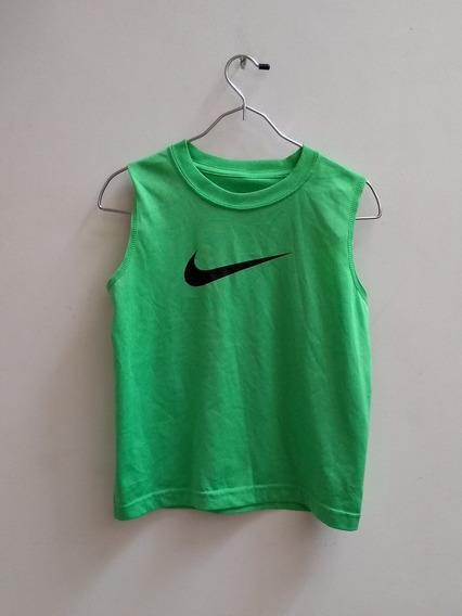 Blusa Regata Infantil Nike