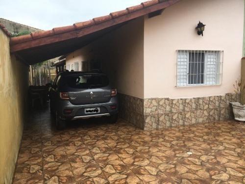 Imagem 1 de 14 de Ótima Casa À Venda No Cibratel - Itanhaém 4811 | A.c.m