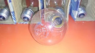 Lámpara Incandesecnte Antigua 40 W220v(lote: De 10 U )
