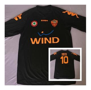 Camisa Roma 2007-2008 Totti _ Em Excelente Estado