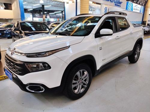 Fiat Toro Freedom 2.0 Diesel Branca 2020 (automática + 4x4)