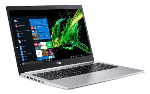 Imagem 1 de 6 de Notebook Acer Aspire 5 15,6'' A515-54-50bt Ci5 8gb 512gb W10