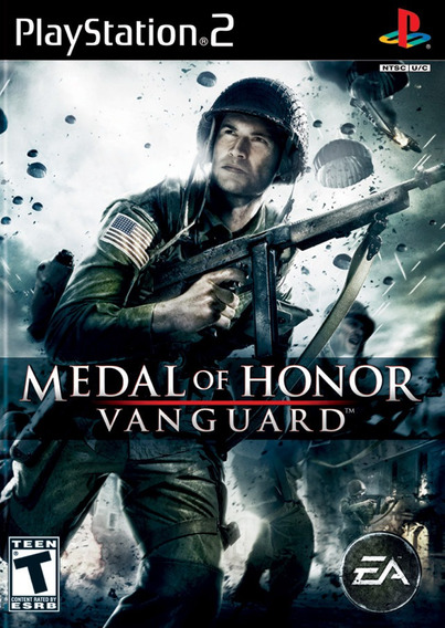 Medal Of Honor Vanguard - Ps2 - Frete R$ 17