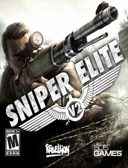 Sniper Elite V2 - Pc Steam Key